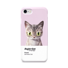 Pastel the Stray cat Colorchip Case