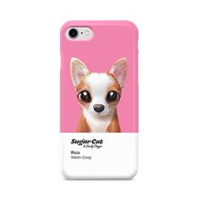 Rico the Welsh Corgi Colorchip Case