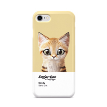 Sandy the Sand cat Colorchip Case