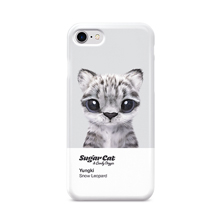 Yungki the Snow Leopard Colorchip Case