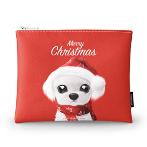 Santa Kkoong Pouch
